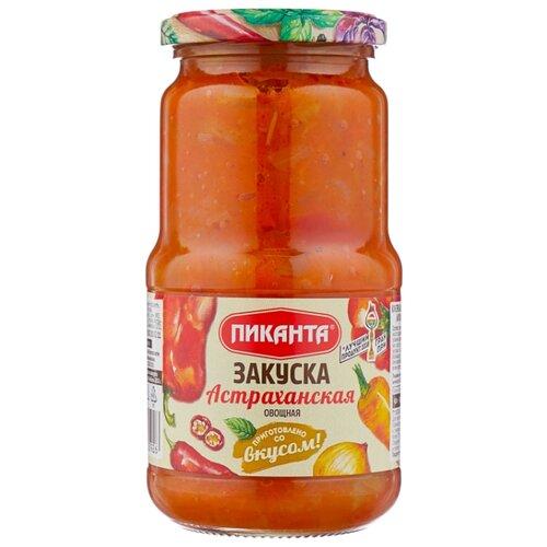 Закуска овощная Астраханская