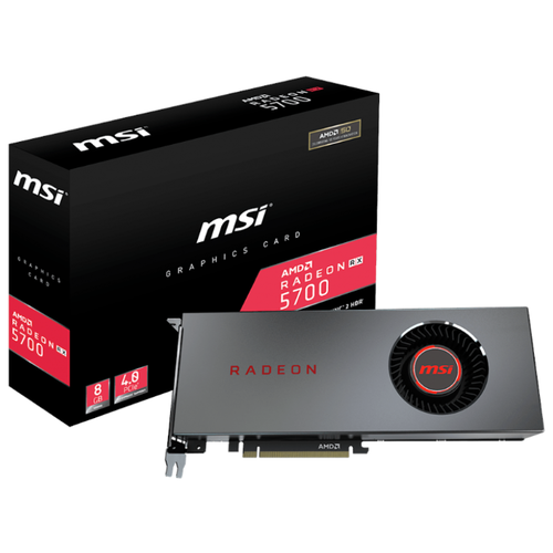 Видеокарта MSI Radeon RX 5700