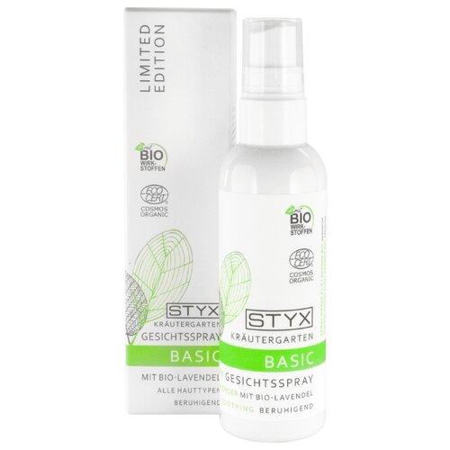 STYX Спрей для лица Bio styx flower water lavender water