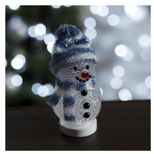 Фигурка Luazon Снеговичок в картинка световая luazon снеговичок на присоске