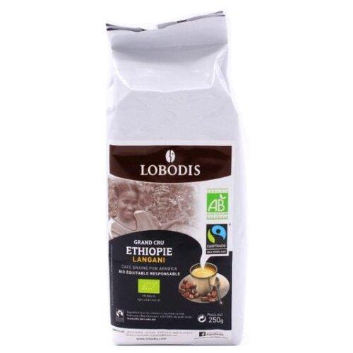 Кофе в зернах Lobodis Ethiopie