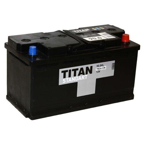 Аккумулятор TITAN STANDART аккумулятор