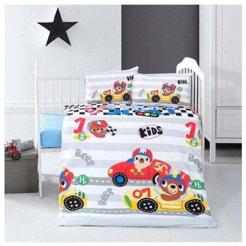 Arya комплект в кроватку Little бортики в кроватку forest little stars