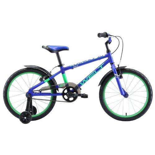 Детский велосипед Welt Dingo 20 велосипед welt peak 24 disc 2019