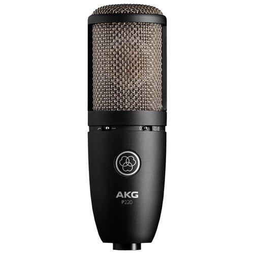 Микрофон AKG P220 akg n30blk