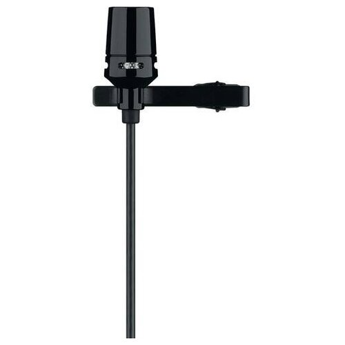 Микрофон Shure CVL-B C-TQG инструментальный микрофон shure beta 98a c