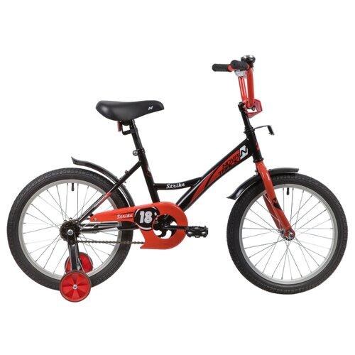 Фото - Детский велосипед Novatrack велосипед novatrack racer черный 24 рама 10