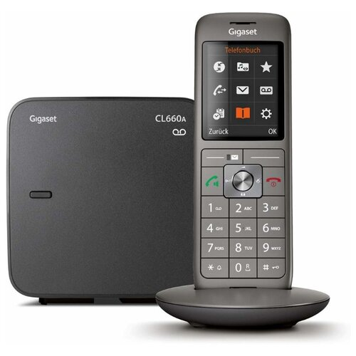 Радиотелефон Gigaset CL660A радиотелефон