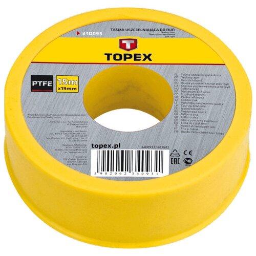 Лента TOPEX 34D093 головка topex 38d717