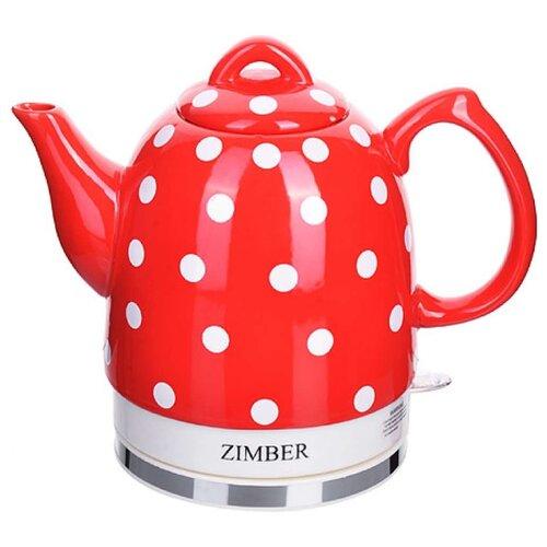 Чайник Zimber ZM-11228 чайник электрический zimber zm 11216