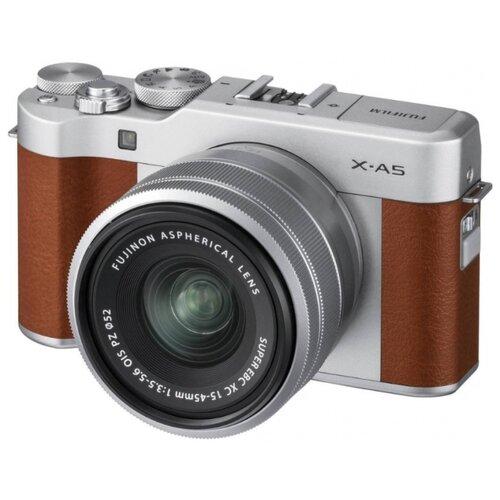 Фото - Фотоаппарат Fujifilm X-A5 Kit фотоаппарат fujifilm x t2 kit