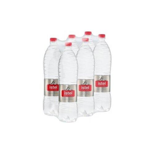 Вода талая Istel негазированная истэль вода талая негазированная 12 шт по 0 5 л