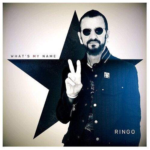 Ringo Starr. What's My Name LP ringo starr a coruña