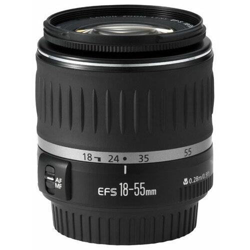 Фото - Объектив Canon EF-S 18-55mm f объектив