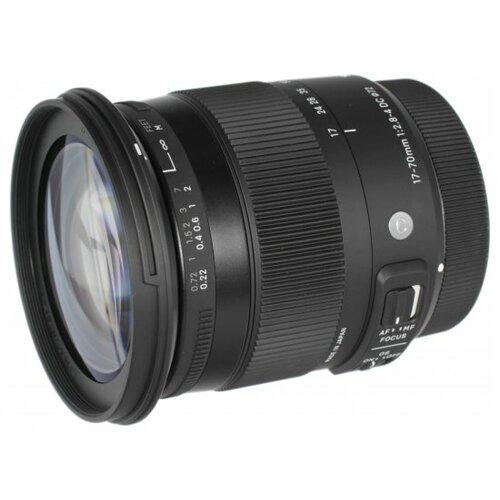 Фото - Объектив Sigma AF 17-70mm f объектив sigma af 70mm f 2 8 dg macro a canon
