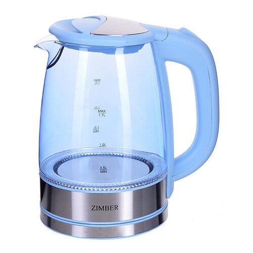 Чайник Zimber ZM-11237 11238 чайник электрический zimber zm 11216