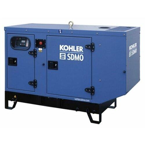 Дизельный генератор SDMO K22 IV