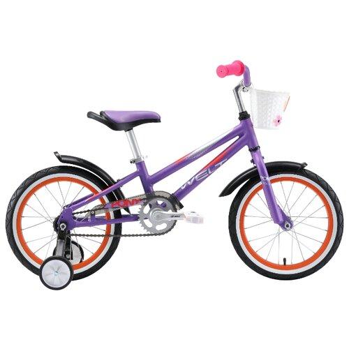 Детский велосипед Welt Pony 16 велосипед welt peak 24 disc 2019