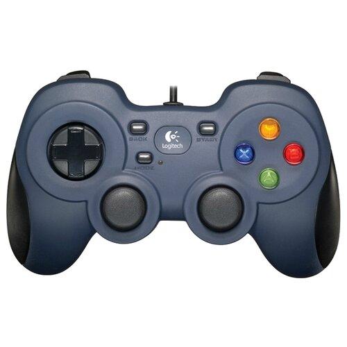 Геймпад Logitech Gamepad F310 геймпад проводной logitech f310 черный [940 000135]