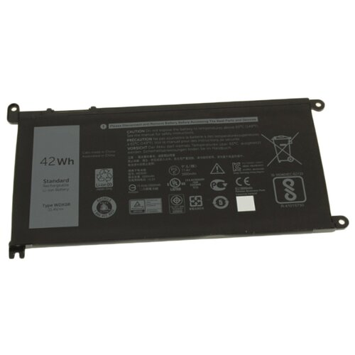 Аккумулятор DELL WDX0R аккумулятор