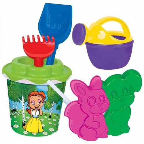 Фото - Набор Полесье №338 5112 полесье набор игрушек для песочницы 468 цвет в ассортименте