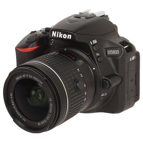 Фото - Фотоаппарат Nikon D5600 Kit фотоаппарат