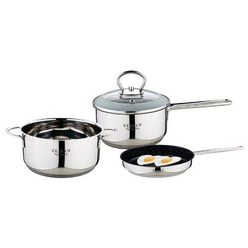 Набор посуды Zeidan Z-50402 4 пр. набор посуды zeidan z 50622