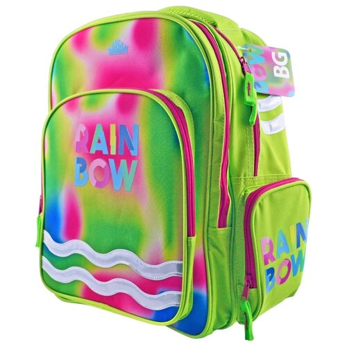 BG Рюкзак Scout Rainbow SBS 4283 рюкзак sweet rainbow mochila cb016