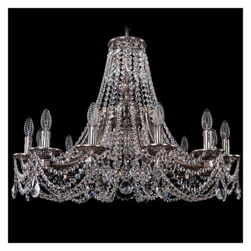 Bohemia Ivele Crystal 1771 12 bohemia ivele crystal подвесная люстра bohemia ivele 1771 8 220 a nb sh5