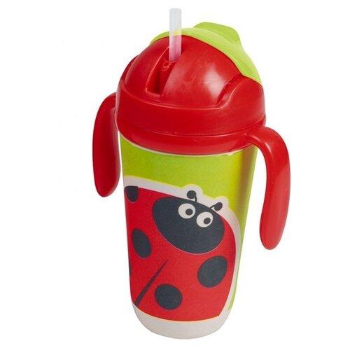 ходунки pilsan love bug baby walker божья коровка red 07 499 Поильник Eco Baby Божья-коровка