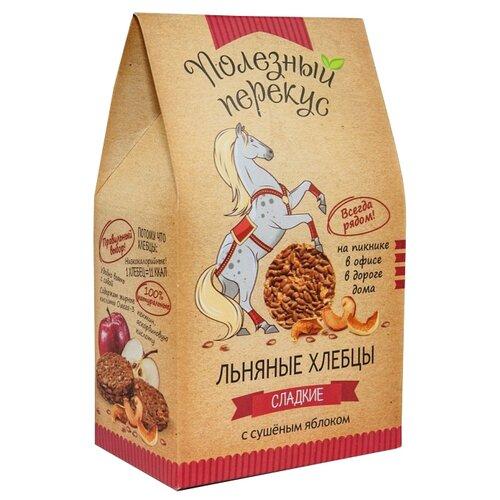 Хлебцы льняные Полезный перекус