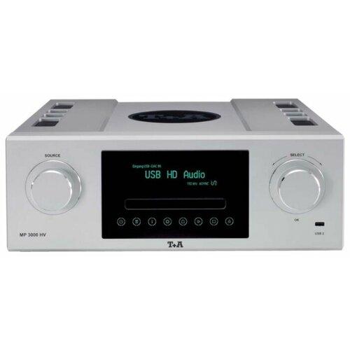CD-ресивер T+A MP 3000 HV cd ресивер t a cala cdr black
