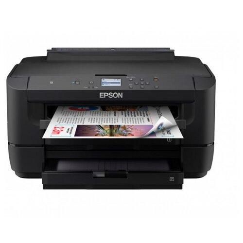Фото - Принтер Epson WorkForce принтер