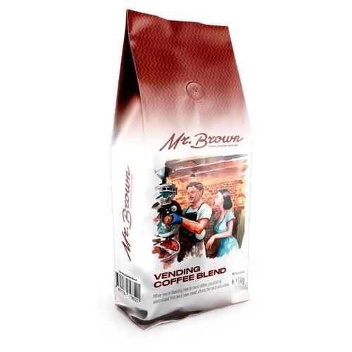 Кофе в зернах Mr.Brown Vending