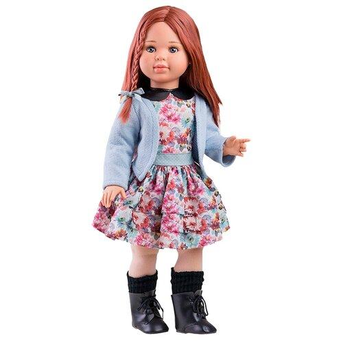 Кукла Paola Reina Сандра 60 см paola reina кукла лидия 60 см paola reina