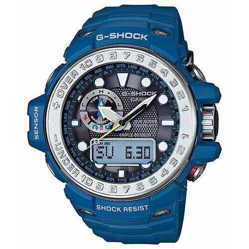 Наручные часы CASIO GWN-1000-2A casio casio gwn 1000h 2a