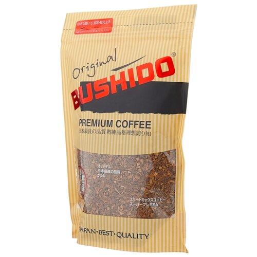 Кофе растворимый Bushido фото