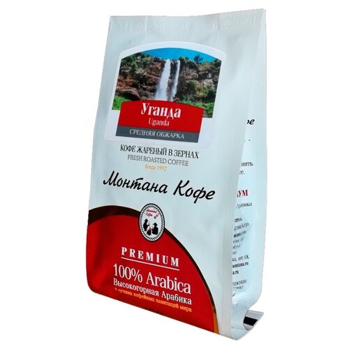Кофе в зернах Монтана Уганда