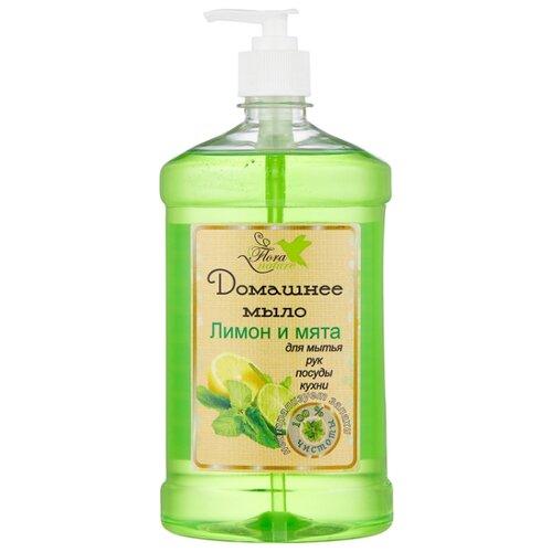 Flora nature Домашнее мыло для turtleneck flora fedi