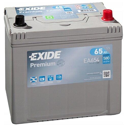 Автомобильный аккумулятор Exide аккумулятор