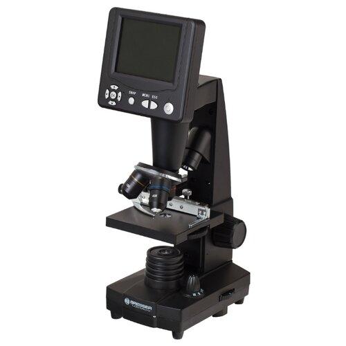 Фото - Микроскоп BRESSER 52-01000 микроскоп bresser erudit dlx 40–600x