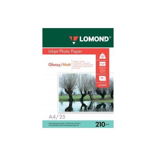 Фото - Фотобумага Lomond фотобумага canon фотобумага глянцевая 2311b003