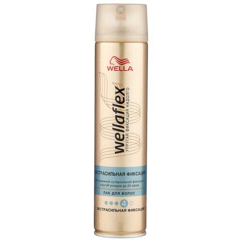 Wella Лак для волос Wellaflex лак для волос wellaflex мгнов wella лак для волос wellaflex мгнов