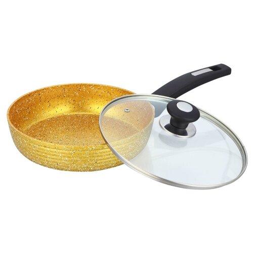 Сковорода Bekker BK-3797 28 см bekker bekker bk 3771 22 см