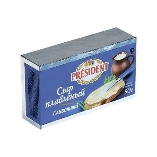 Сыр President плавленый фото