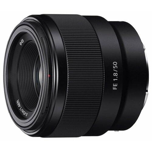 Фото - Объектив Sony FE 50mm f 1.8 объектив sony sel 70200 e mount fe 70–200 мм f2 8 gm oss