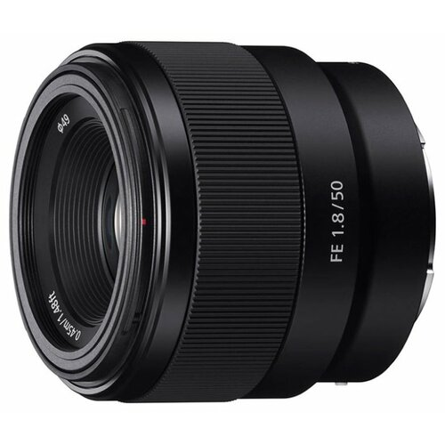 Фото - Объектив Sony FE 50mm f 1.8 объектив sony sel 50f18f e mount fe 50mm f1 8 full frame