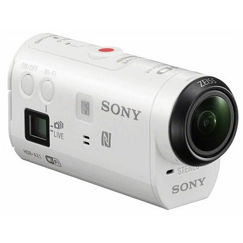 Фото - Экшн-камера Sony HDR-AZ1VR видеокамера sony hdr cx405b black 30x zoom 9 2mp cmos 2 7 os avchd mp4 [hdrcx405b cel]
