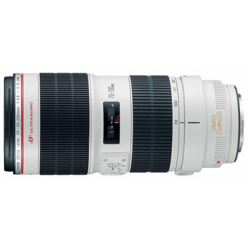 Фото - Объектив Canon EF 70-200mm f объектив tamron af 18 200mm f 3 5 6 3 di ii vc canon ef