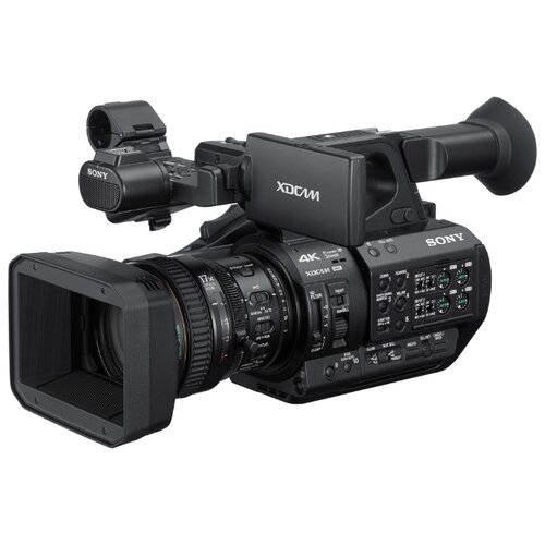 Фото - Видеокамера Sony PXW-Z280 видеокамера sony hdr cx405b black 30x zoom 9 2mp cmos 2 7 os avchd mp4 [hdrcx405b cel]